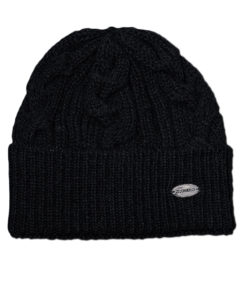 cable_knit_beanie_black
