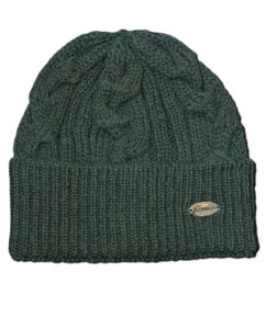 cable_knit_beanie_green